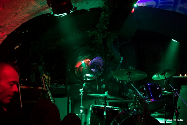 Psychedelic basement #3