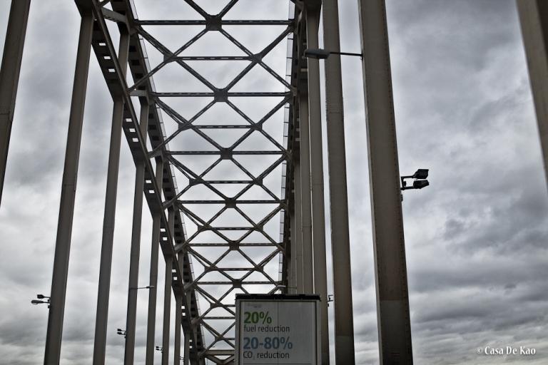 Less pollution in Nijmegen