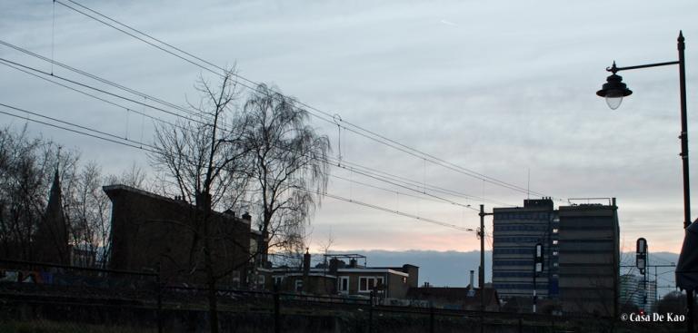 Railroad Skyline